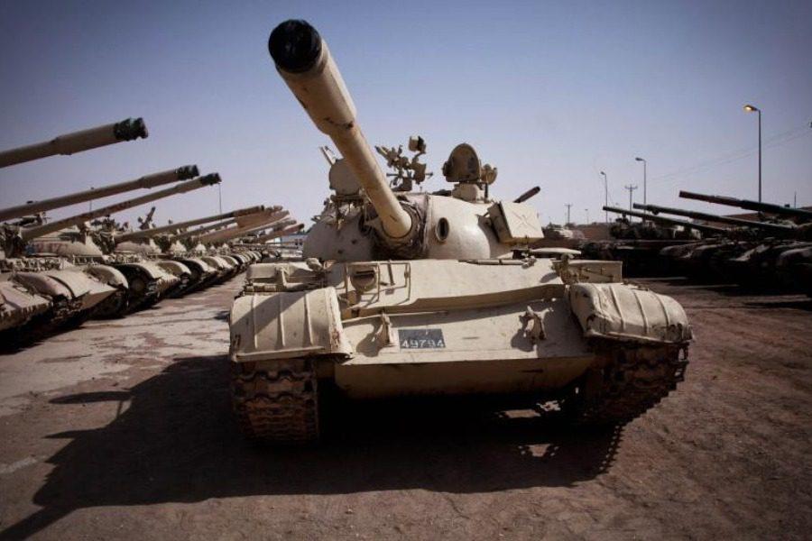 Αίγυπτος και Τουρκία σε θέσεις μάχης για τη Λιβύη