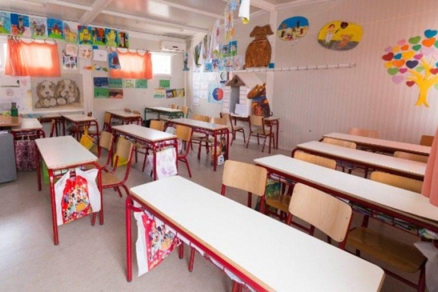Θετική στον κορονοϊό δασκάλα στο 1ο Δημοτικό Μυτιλήνης