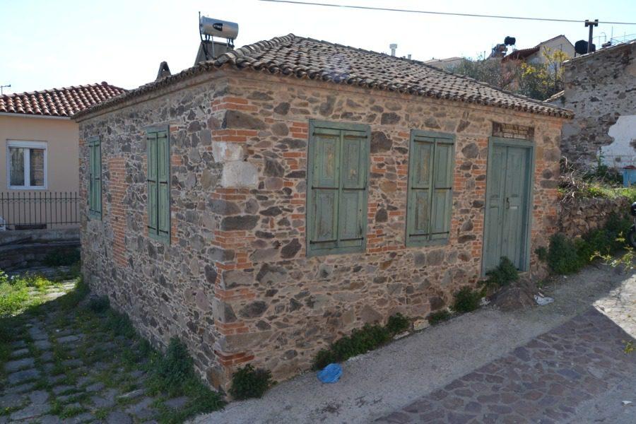 Το σπίτι του Θεόφιλου και οι θύμησες της κυρα‑Βασιλικής