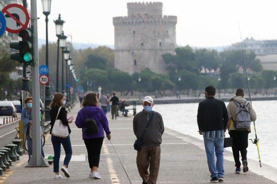 Λοκντάουν σε Θεσσαλονίκη και Σέρρες