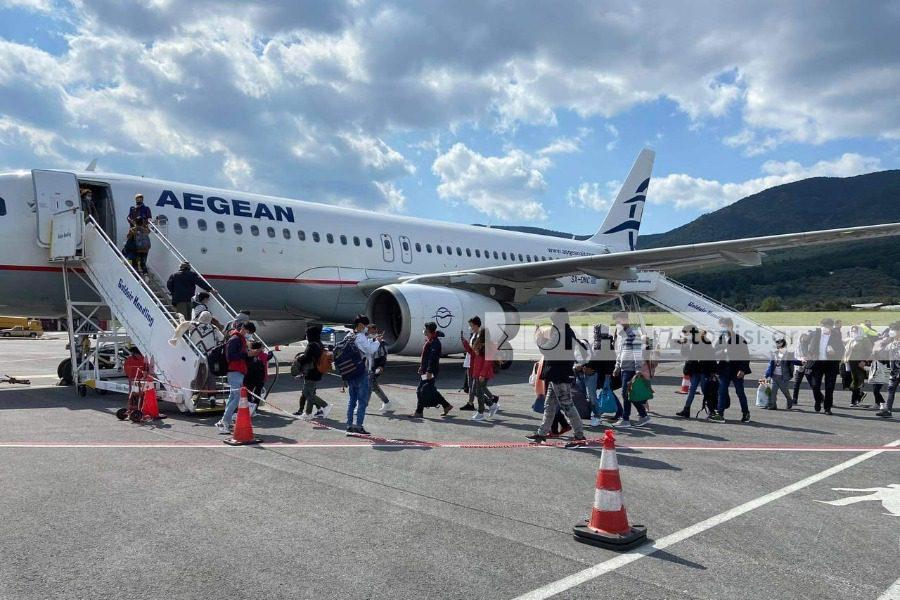 Αναχώρησαν 147 πρόσφυγες για Γερμανία