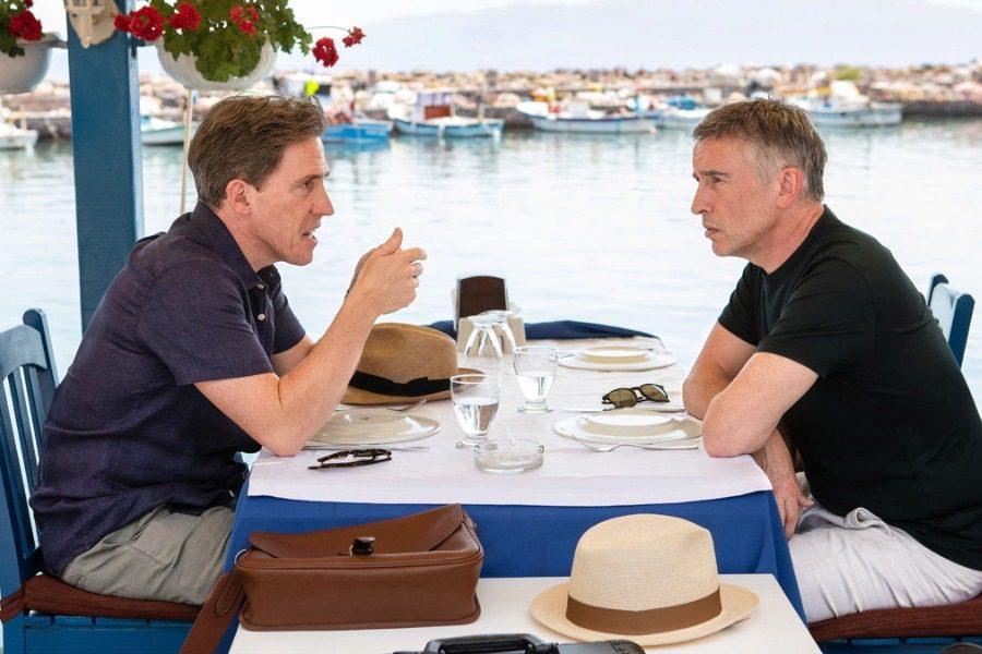 Η ταινία «The trip to Greece» είναι γεμάτη από Λέσβο!