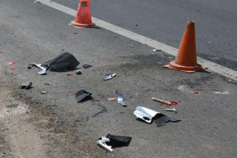 Δυο τροχαία ατυχήματα με τραυματισμούς στη Λέσβο