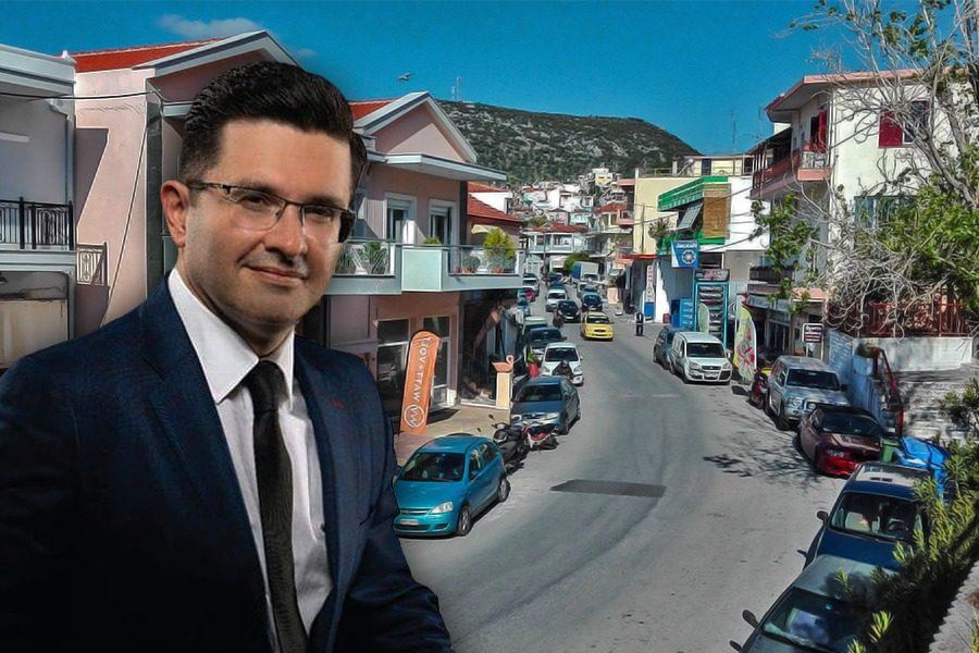Αντιδήμαρχος Μυτιλήνης κατά… Δήμου