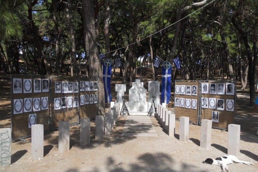 «Σιωπή από το Δήμο για την προσβολή του μνημείου στα Τσαμάκια»