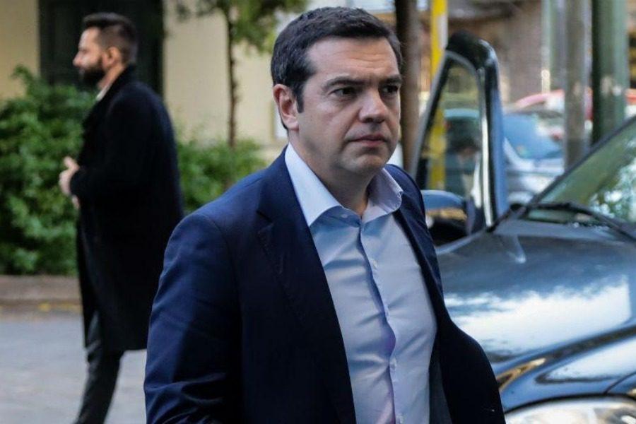 Το πρόγραμμα «#Μένουμε όρθιοι» παρουσιάζει ο ΣΥΡΙΖΑ