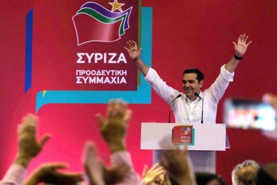 Ανεβάζει ρυθμούς ο κομματικός ΣΥΡΙΖΑ