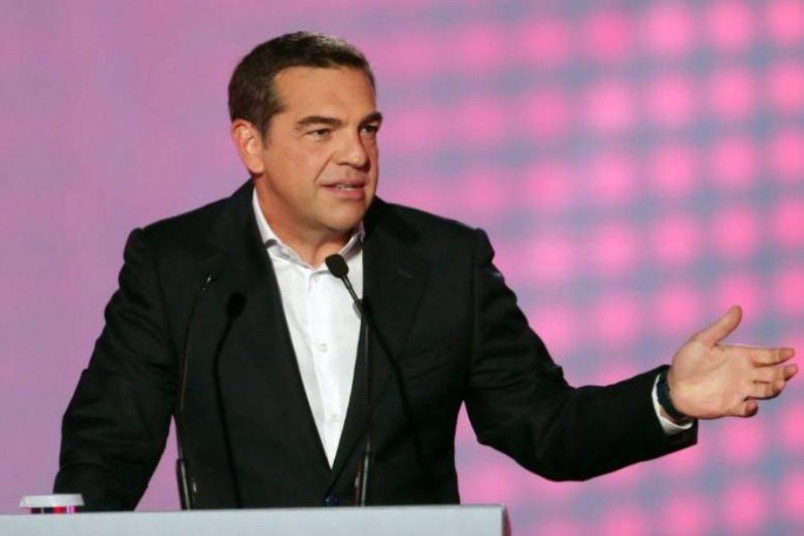 «Νέα Αρχή για την Ελλάδα, με την κοινωνία στην πρώτη γραμμή»