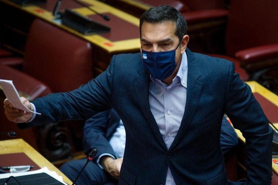 Πρόταση νόμου από τον ΣΥΡΙΖΑ για τα υπερχρεωμένα κόμματα