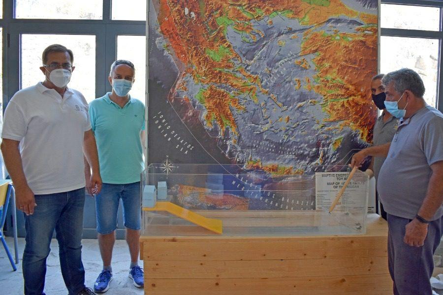Βιωματικά εκπαιδευτικά προγράμματα στο Μουσείο Απολιθωμένου Δάσους Λέσβου