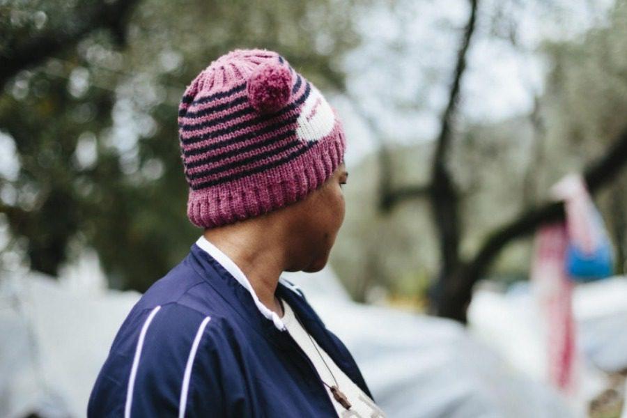 Αιτούσα άσυλο στη Λέσβο μιλάει για τη βία που της ανέτρεψε τη ζωή