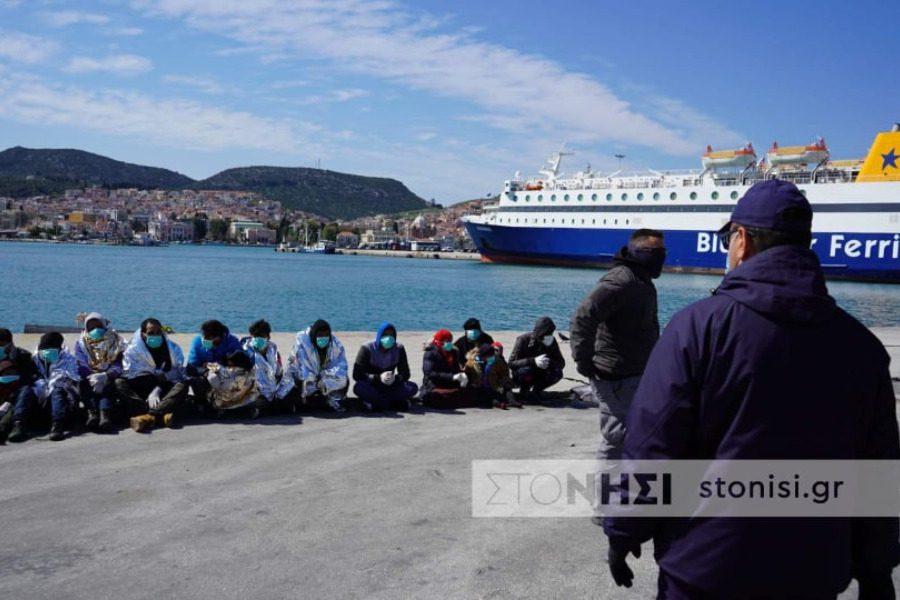 Αντί για αιτήσεις ασύλου, ποινικές διώξεις για 850 άτομα