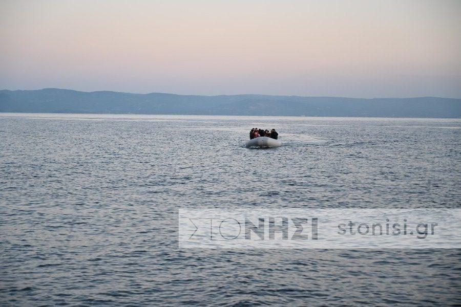 Βάρκα στο Πλωμάρι