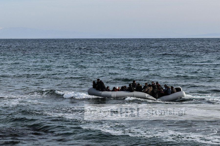 Αλλοι 20 πρόσφυγες και μετανάστες στη Λέσβο