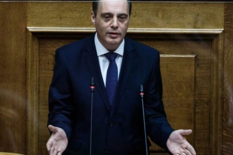 Τα «μαζεύει» ο Βελόπουλος μετά την επιστολή Φύσσα στον πρόεδρο της Βουλής