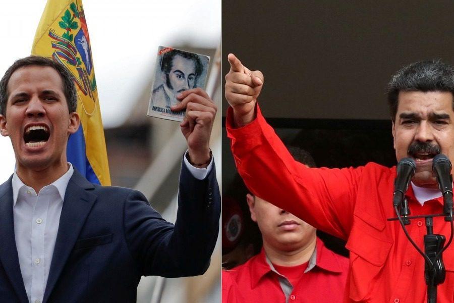 Στρατιωτικό πραξικόπημα σε εξέλιξη στη Βενεζουέλα