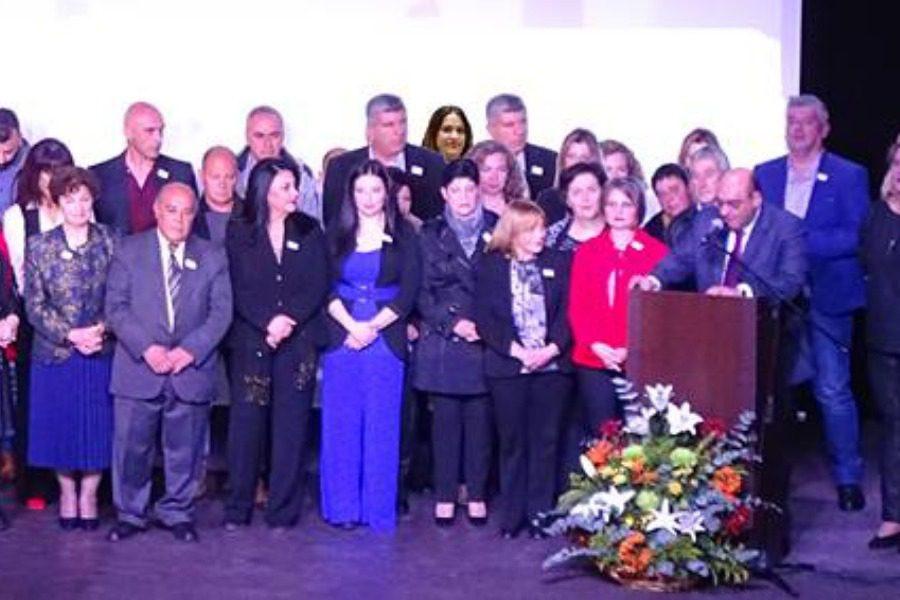 Ελπίζω την επομένη των εκλογών να συναντηθούμε στην θεμελίωση του νέου δήμου όλοι «μαζί, από την αρχή»