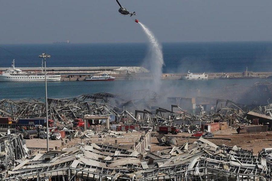 Βηρυτός: Μετά την καταστροφή έρχεται η οργή και η απόγνωση
