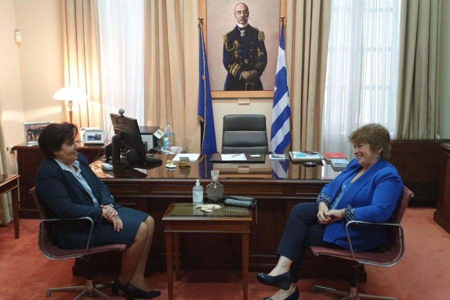 «Η συνεργασία με το Πανεπιστήμιο Αιγαίου σημαίνει ανάπτυξη για τα νησιά μας»