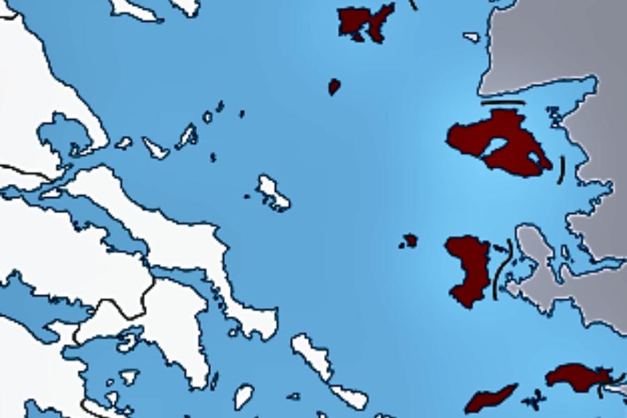 Πρώτος σε Λέσβο και Χίο ο Μουτζούρης