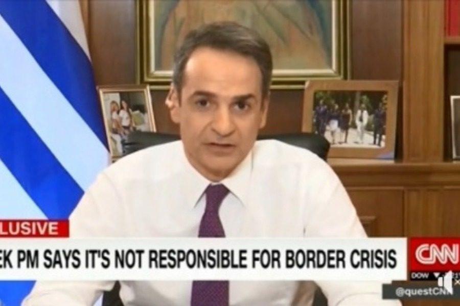 «Η συμφωνία ΕΕ‑Τουρκίας είναι νεκρή με ευθύνη της Αγκυρας»