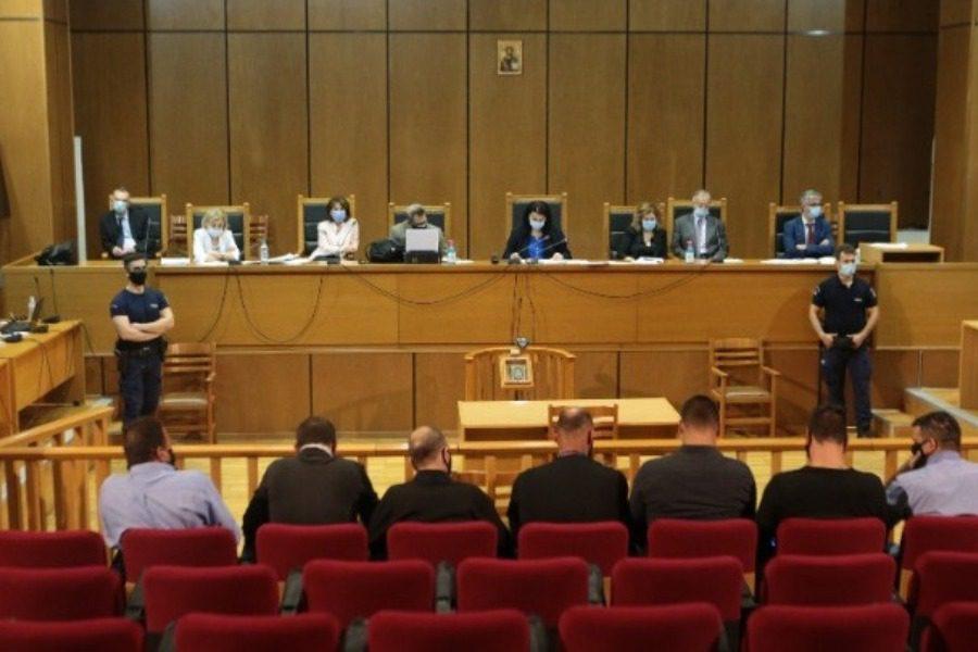 Δίκη Χρυσή Αυγή: Ολοκληρώνονται οι αγορεύσεις των συνηγόρων