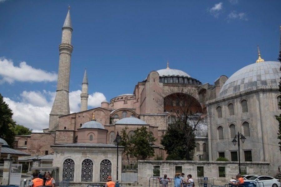 Το ΣτΕ της Τουρκίας άνοιξε τον δρόμο για τη μετατροπή της Αγίας Σοφίας σε τζαμί