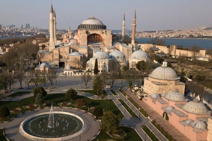 Τζαμί η Αγιά Σοφιά