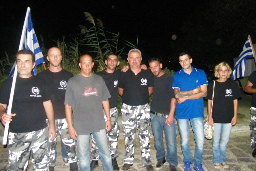 Τα «τάγματα εφόδου» της εγκληματικής οργάνωσης στη Λέσβο!