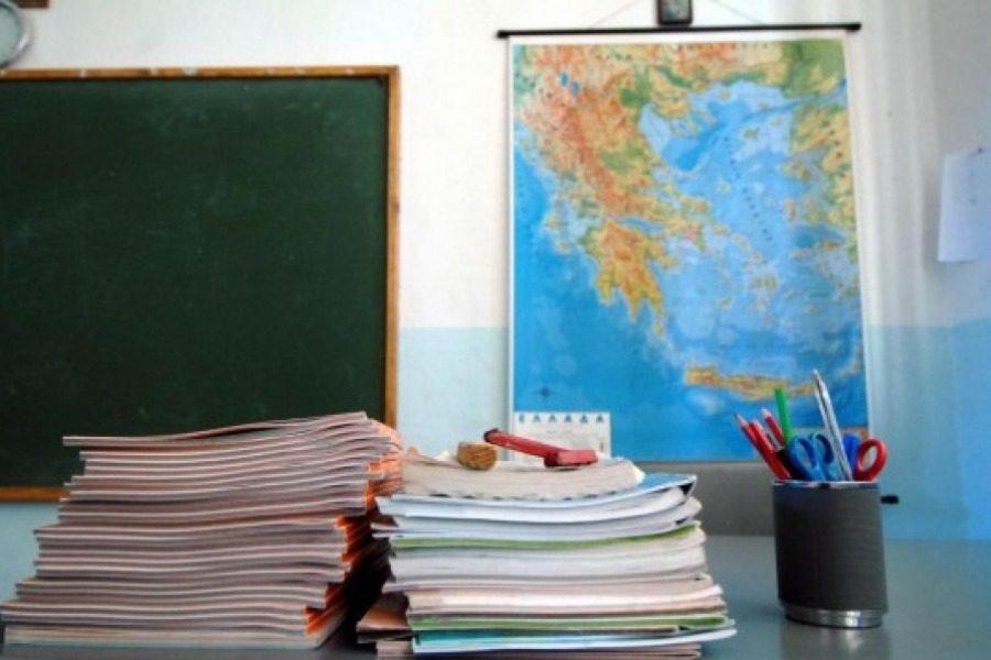 Κρούσμα στο δημοτικό σχολείο Παπάδου