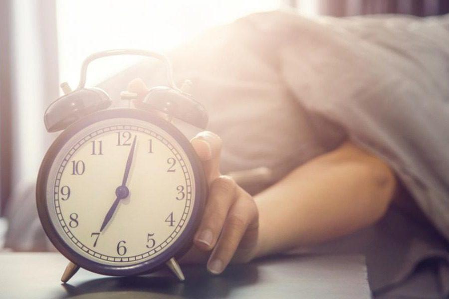 Εκδικητική αναβολή ώρας ύπνου
