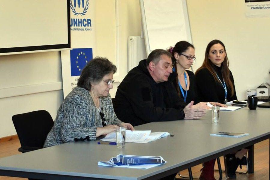 Στη Μυτιλήνη η Εισαγγελέας του Αρείου Πάγου
