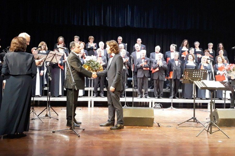 Στη συναυλία‑αφιέρωμα στον Ζαμπέτα ο Δήμαρχος